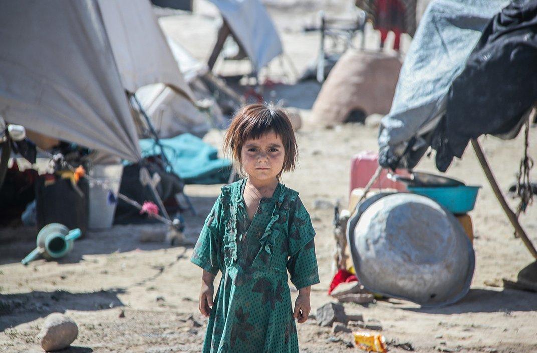 Cash Drops to Help Poorest Afghans